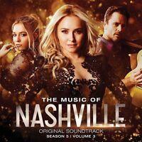NASHVILLE THE MUSIC OF SEASON 5 VOLUME 3 CD (New Release August 11 2017)