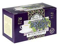 Ahmad Tea Black Tea and Making