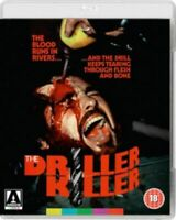 The Driller Killer Blu-Ray DVD Uncut Special Edition Remaster Arrow Films NEW