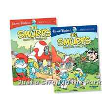 Smurfs: Classic TV Series Complete Season 1 Volume 1 & 2 Box / DVD Set(s) NEW!