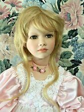 """Henry and Zofia Zawieruszynski 30"""" Doll """" ANIA """"  # 13 of 35 Hard to Find  (J72)"""