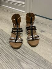Pre-owned Coach Womens Sandals  Size 7