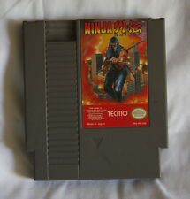 Ninja Gaiden I NES Nintendo Tested Works Cartridge Only 1985