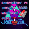 Retropie Arcade For Raspberry Pi 3 B/B+ Sandisk Ultra 32GB Micro SD Card
