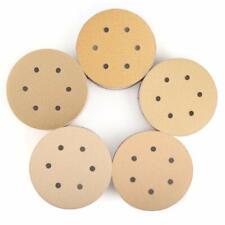 6'' inch Sanding Disc 60 80 120 150 220 Grit Assorted Orbital Sander Paper Pads