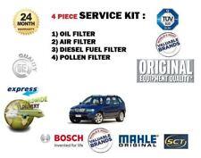 Para Bmw X5 3.0 Td Diesel 2003-2007 Service Set Aceite Aire combustible Polen Filtro Kit