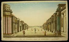 Jérusalem avant sa destruction before its destruction Temple de Salomon XVIII e