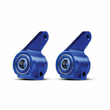 Traxxas TRA3636A Aluminum Steering Block (2),w/Bearings, Blue: Rust, Stamp,Bandt