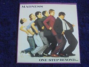 Madness - One Step Beyond 1979 UK 45 STIFF