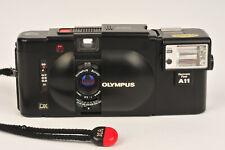 Olympus XA4 Macro Compact 35mm Film Camera - Wide Angle Lens & A11 Flash