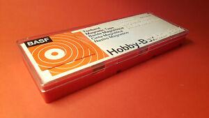 BASF HOBBY BOX SET - Tonband Reparatur Set