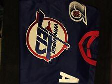 WINNIPEG JETS CCM VINTAGE NHL JERSEY NEW