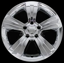 "4 CHROME 2011-17 Jeep PATRIOT COMPASS 17"" Wheel Skins Hub Caps Alloy Rim Covers"