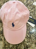 POLO RALPH LAUREN MEN/'S CARSON BLUE CAP HAT WITH LOGO IN NAVY OSFA MSRP $39 NWT