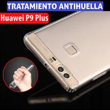 FUNDA TPU DE GEL SILICONA 100% TRANSPARENTE PARA Huawei P9 Plus CARCASA