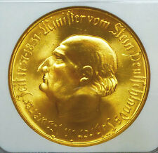 Germany Weimar Republic 10,000 Mark 1923 MS 65 NGC
