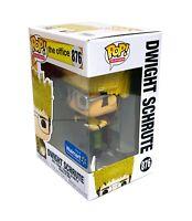 Funko Pop The Office Dwight as Hay King 876 Walmart Exclusive Vinyl Figure