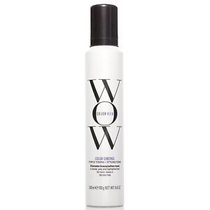 Color Wow Color Control Purple Toning and Styling Foam (200ml)