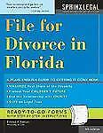How to File for Divorce in Florida, 9E-ExLibrary