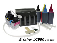 CISS Brother LC900 LC950 Encre Continue Deluxe non-oem VIDE