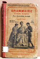 Grammaire cours moyen - augé - Larousse