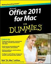 Office 2011 for Mac for Dummies by LeVitus, Bob