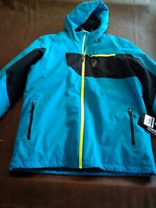SPYDER THINSULATE REBEL 3 IN 1 JACKET 780360 SIZE XL NWT