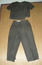 Damen-Anzüge & -Kombinationen aus Viskose mit Hose und Unifarben für Business
