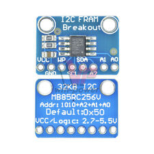 Cypress Semiconductor FM25V01A-G SPI FRAM Memory 128kbit 2 → 3.6 V 8-Pin SOIC