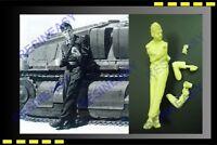 "FREE SHIPPING JAPAN GUNZE 1/35 WWII German SOMUA S35 Tanker ""Breakfast"" RESIN"