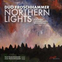 DUO FROSCHHAMMER - NORTHERN LIGHTS   CD NEU