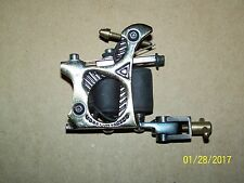 old stock  tattoo machine #2 ink needles tubes grips tip power  USED