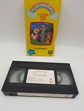 Vintage My Little Pony The Glass Princess VHS Tape Golden Book Video 1988