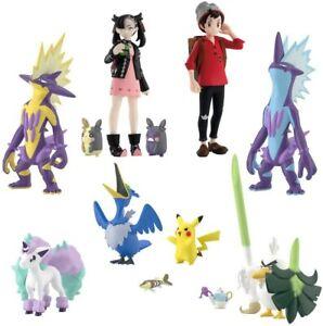 BANDAI Pokémon Scale World Garal Region2 Set Pre-order !