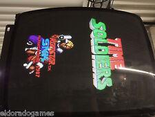 Romstar Time Soldiers Jamma PCB Board Arcade Guaranteed Working