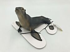 More details for schleich sea lion 143654 sea creature hard plastic hand painted carded retired