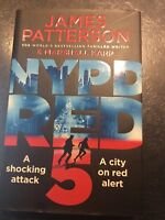 NYPD Red 5, Patterson, James, Good Condition Book, ISBN 9781780895277
