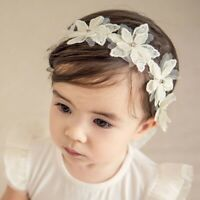 Baby Hair Band Headband Flower Photography Props Hair Band Headdress Access`