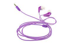 violet en oreille Casque écouteurs pour Samsung S6 Edge iPhone 6 6S Plus