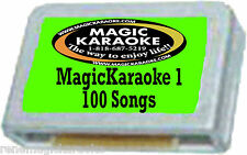 BRAND NEW MAGIC SING Karaoke MIC Teens  Chip WITH LIST