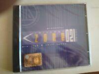 COMPILATION - CHILLOUT ZONE 021 - CD NUOVO SIGILLATO