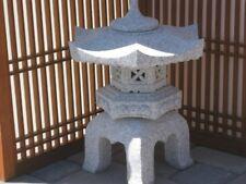 """18"""" GRANITE STONE YUKIMI LANTERN - PICK UP ONLY"""