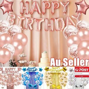 DIY Party Decorations Kit Wedding Background Wall Confetti Balloons Birthday