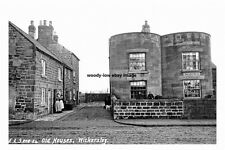 pt1518 - Old Houses , Wickersley , Yorkshire - photograph 6x4
