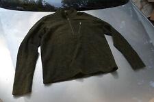 Ibex 1/2 Zip Pullover Top! Merino Wool Women's Small