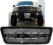 Ford F-150 Raptor Style (2004-2008) Front Grill Gloss Black Grille