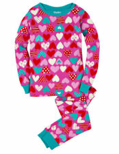Hatley Pyjama Set 100% Cotton Nightwear (2-16 Years) for Girls
