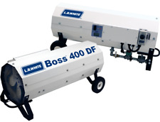 Lb White Boss 400 Df Heater 400,000 Btuh, High Cfm, Dual Fuel Lp/Ng