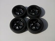 1/18 Autoart R34 GTR Z Tune Nismo LMGT4 wheels
