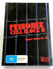 PRISONER CELL BLOCK H VOLUME 9 Episodes 257-288 NEW 8-DVD SET REGION 0 oz seller